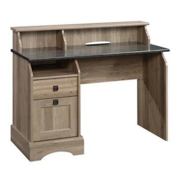 Sauder Graham Hill Desk in Oak