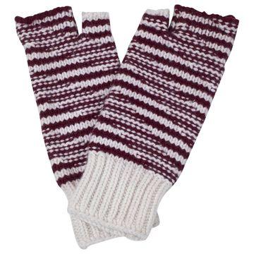 Jean Paul Gaultier Beige Wool Gloves