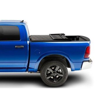 Extang 92545 Trifecta 2.0 Tonneau Cover; Black; Leather Grained Fabric;