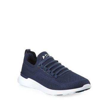 Techloom Breeze Knit Mesh Sneakers