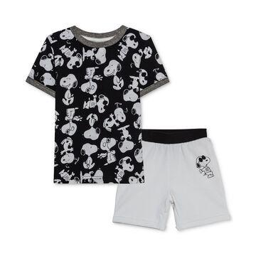 Little Boys' Shorts Set