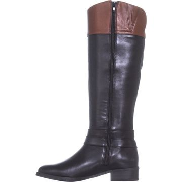 INC International Concepts Womens Frankll Leather Closed
