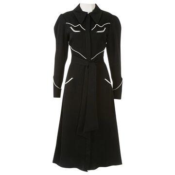 Ellery Black Synthetic Dresses