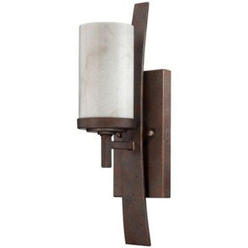 Quoizel Kyle Wall Sconce in Iron Gate