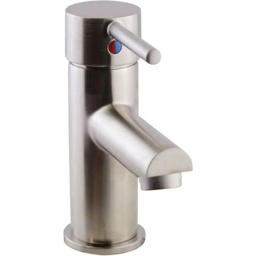 Design House 817072 Eastport Vessel Bath Faucet - Satin Nickel
