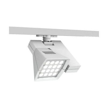 WAC Lighting WTK-LED40E-35 LEDme Logos Head Track Lighting, White