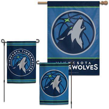 Minnesota Timberwolves WinCraft House and Garden Flag Pack