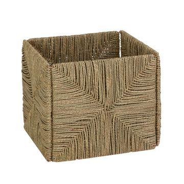 Honey Can Do Folding Seagrass Basket