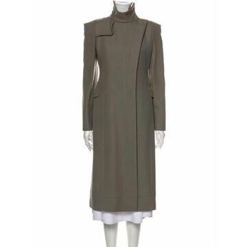 Wool Trench Coat Wool