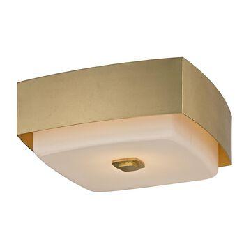 Troy Lighting Allure 13 Inch 2 Light Flush Mount Allure - C5671 - Transitional