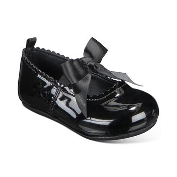 Baby Girls Patent Bow Shoes, Created For Macy's