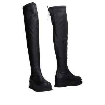 UNLACE Knee boots