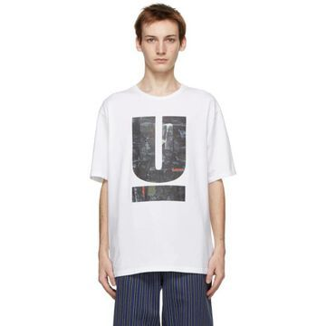 Undercover White U Scab 30th Anniversary T-Shirt