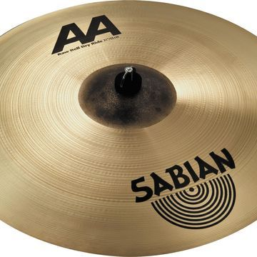 AA Raw Bell Dry Ride Cymbal 21 in.