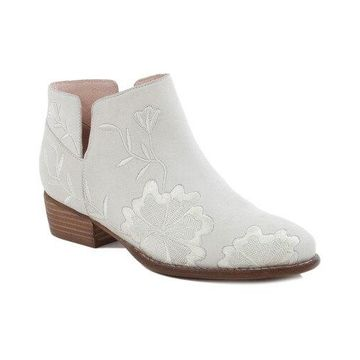 Seychelles Lantern Leather Bootie