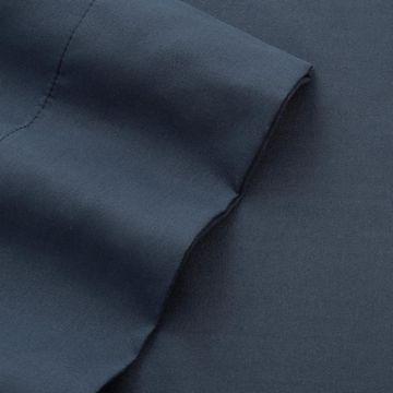 Elite Home Products Microfiber Solid Sheet Set