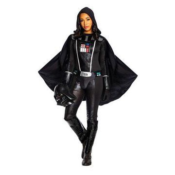 Halloween Star Wars Deluxe Female Darth Vader Adult Costume
