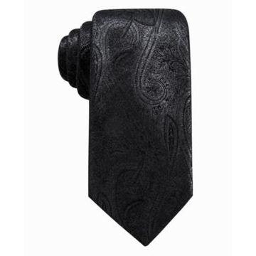 Ryan Seacrest Distinction Men's Felipe Slim Paisley Tie, Created For Macy's