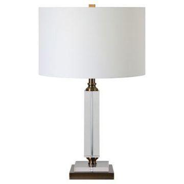Ren-wil Table Lamp in Iron/bronze