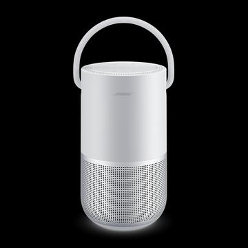 Bose Portable Smart Speaker Refurbished Luxe Silver