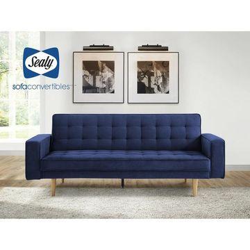 Tilbury Sofa Convertible By Sealy