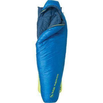 Big Agnes Beryl SL Sleeping Bag: 0 Degree Down