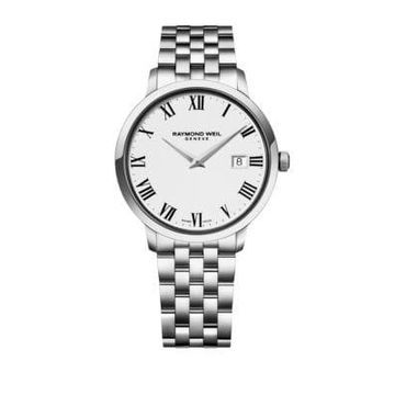 Mens Toccata Stainless Steel Watch