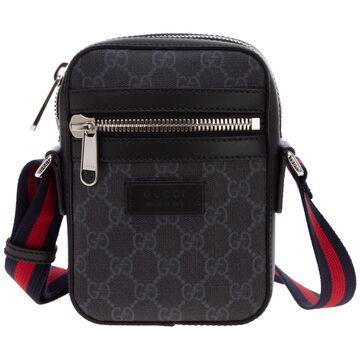 Gucci Gg Supreme Crossbody Bags
