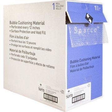 Sparco, SPR74970, Dispenser Carton Bubble Cushioning, 1 Carton, Clear