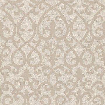 Brewster Lattice Blush Ardelle Wallpaper