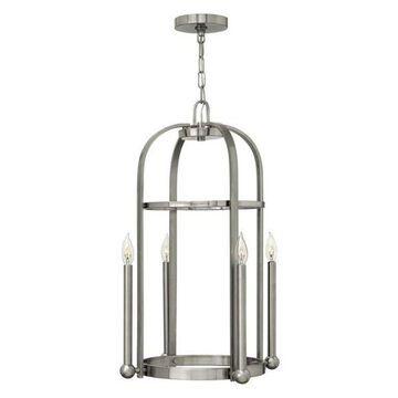 Hinkley Lighting 3014 Landon 4-Light Indoor Lantern Pendant