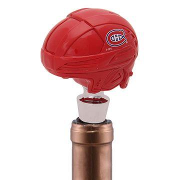 Montreal Canadiens Helmet Bottle Stopper