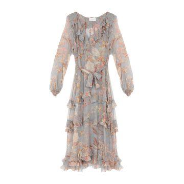 ZIMMERMANN 3/4 length dresses