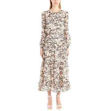 Saloni isabel Dress