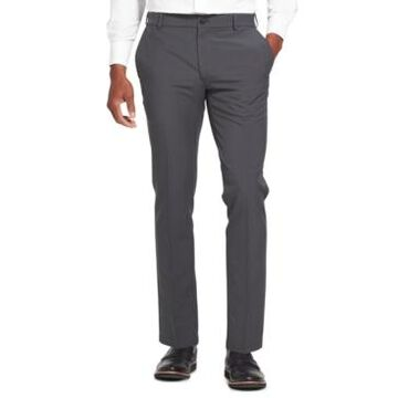 Van Heusen Men's Flex 3 Slim-Fit 4-Way Performance Stretch Non-Iron Flat-Front Dress Pants