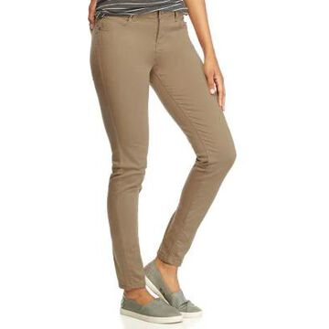 Celebrity Pink Women's Junior's Mid Rise Color Skinny Jeans -