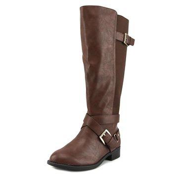 Thalia Sodi Womens Vada Closed Toe Knee High Fashion Boots