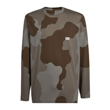 Oamc Camouflage T-Shirt