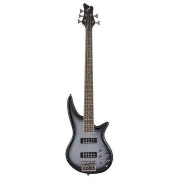 Jackson JS Series Spectra JS3V 5-String Bass Guitar (Silverburst)