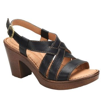 Born Earvin Leather Sandal