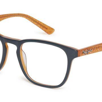 Pepe Jeans PJ3367 C3 Men's Glasses Blue Size 53 - Free Lenses - HSA/FSA Insurance - Blue Light Block Available