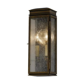 Feiss Astral Bronze 6-in W 1-Light Astral Bronze Wall Sconce