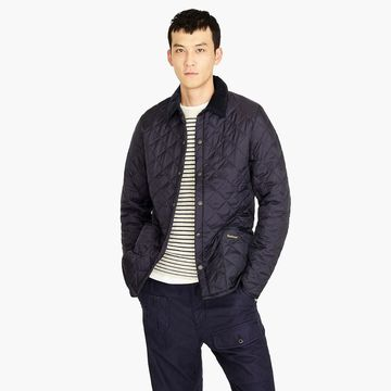 Barbour& Heritage Liddesdale Quilted Jacket
