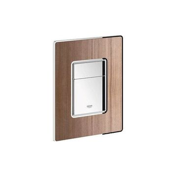 Grohe Cosmopolitan Dual Flush Wood Actuation Plate
