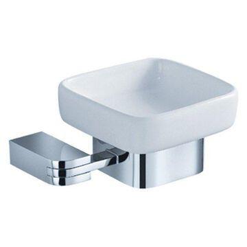 Fresca Solido Soap Dish, Chrome