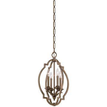 Minka Metropolitan Leicester 4 Light Pendant