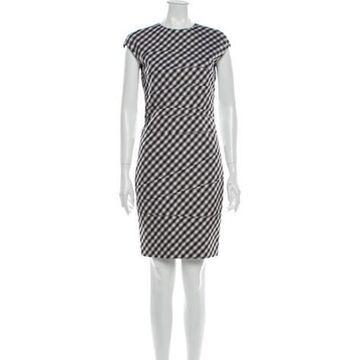 2019 Knee-Length Dress White