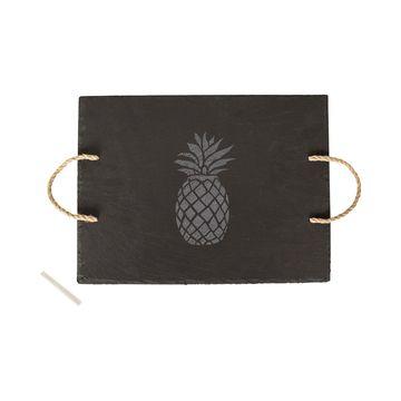 Pineapple Slate Serving Board