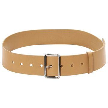 Jil Sander Beige Leather Belts