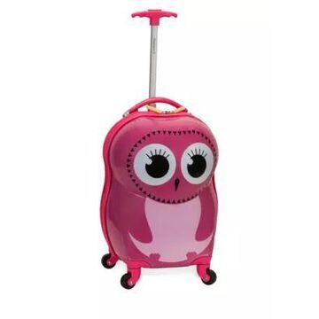 Rockland My First Luggage: Owl - -